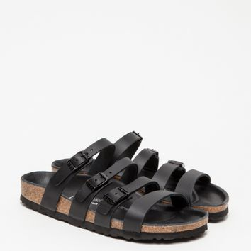 Birkenstock / Delmas Black Leather