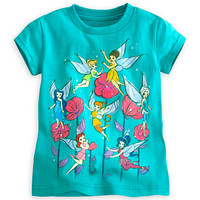 Disney Fairies Tee for Girls | Disney Store