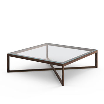Knoll Marc Krusin Occasional Square Coffee Table