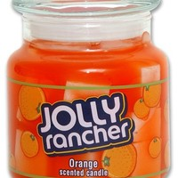 Jolly Rancher by Hanna's Candle 16.75-Ounce Jolly Rancher Orange Jar Candle