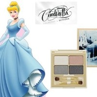 Disney Cinderella Midnight Hour Eye Shadow Palette Collection by Sephora