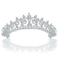 Bling Jewelry Kate Middleton Royal Wedding Halo Tiara [Jewelry]