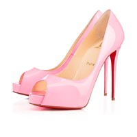 New Very Prive 120mm Dolly Patent Leather