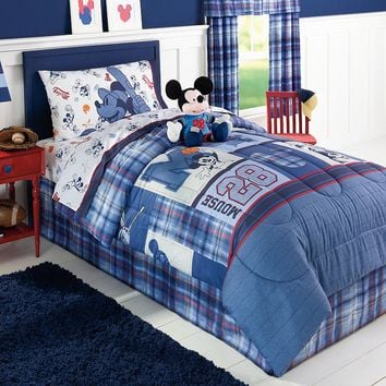 Disney's Mickey Mouse Reversible Comforter by Jumping Beans