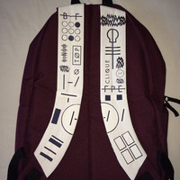 Twenty One Pilots Stressed Out Backpack
