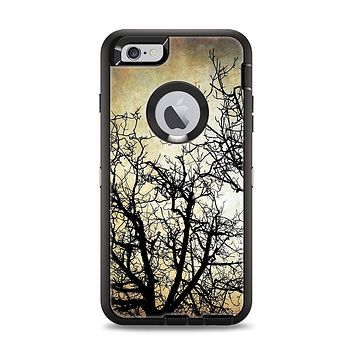 The Dark Branches Bright Sky Apple iPhone 6 Plus Otterbox Defender Case Skin Set
