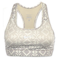 Nike Pro Compression Printed Women's Sports Bra