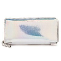 Marc by Marc Jacobs Techno Slim Zippy Wallet | SHOPBOP