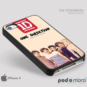 One Direction Stole My Hearth for iPhone 4/4S, iPhone 5/5S, iPhone 5c, iPhone 6, iPhone 6 Plus, iPod 4, iPod 5, Samsung Galaxy S3, Galaxy S4, Galaxy S5, Galaxy S6, Samsung Galaxy Note 3, Galaxy Note 4, Phone Case