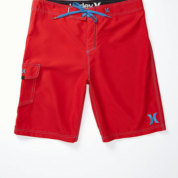 "Hurley One and Only Solid 22"" Boardshorts at PacSun.com"