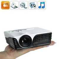 Mini USB Projector 120 in.