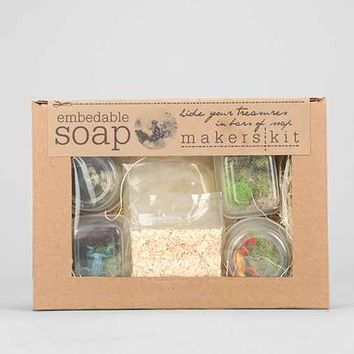Makerskit DIY Soap Kit - Brown One