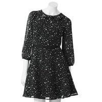 LC Lauren Conrad Star Chiffon Dress - Women's