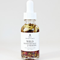 Wild Honeysuckle + Woods Body Oil