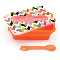 Ziggy Pop Up Silicone Single Lunch Box