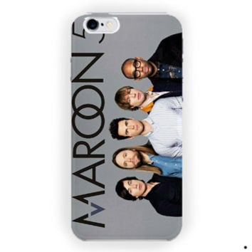Adam Levine Maroon Five  For iPhone 6 / 6 Plus Case