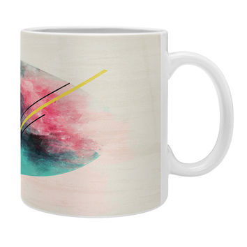 Allyson Johnson Color Explosion Coffee Mug