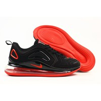 Nike Air Max 720 Drop Plastic Black Red - Best Deal Online