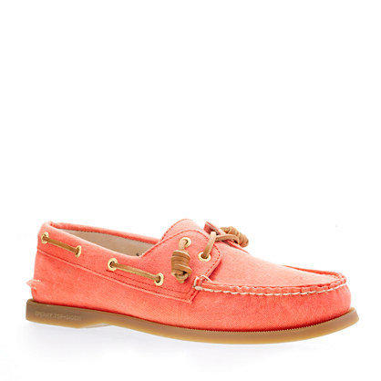 Sperry Top-Sider® Authentic Original 2-eye boat shoes in twill