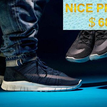 How To Buy 2018 Nike Free Mercurial Superfly SP Dark Obsidian On Feet shoes