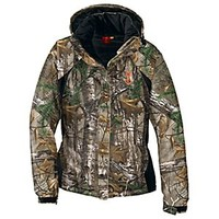 NEW SHE® Outdoor Insulated Waterproof Jacket for Ladies
