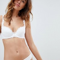 Lepel Fiore Padded Plunge Bra A- E Cup at asos.com