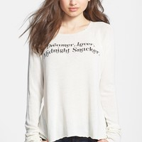 Wildfox 'Dreamer, Lover' Tee | Nordstrom