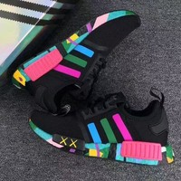 Tagre™ Adidas NMD x Kaws Fashion Women Breathable Running Sneakers Sport Shoes