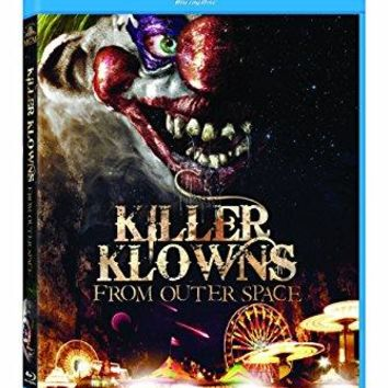 Killer Klowns From Outer Space (Bluray)