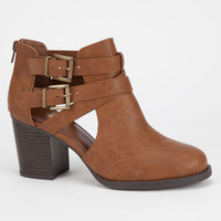 SODA Scribe Womens Booties | Boots