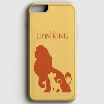 The Lion King iPhone 7 Case