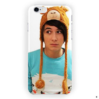Dan Howell Youtuber Music Cover For iPhone 6 / 6 Plus Case