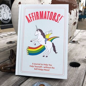 Affirmators! A Self Help Journal