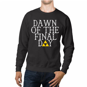 The Legend Of Zelda Triforce Unisex Sweaters - 54R Sweater