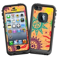 Sun Tan Skin  for the iPhone 5 Lifeproof Case by skinzy.com