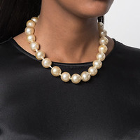 Chanel Vintage Freshwater Pearls Necklace - Farfetch