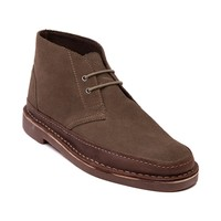 Mens Clarks Rand Bushacre Casual Shoe