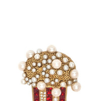 Marc Jacobs Popcorn Brooch - Marc Jacobs
