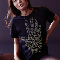 Palm Reader ~ Boyfriend Tee