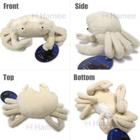 Strapya World : Deep Sea Creature Gandalfus Yunohana Plush (15 cm)