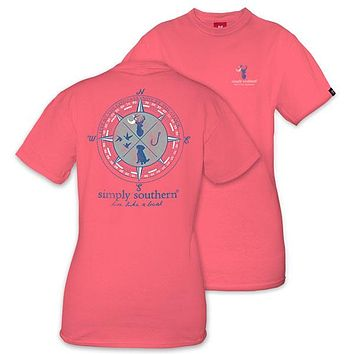 "Simply Southern Unisex ""Live Like A Local"" Hunting Shirt"