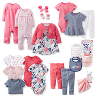 Precious Prints 21-Piece Gift Set