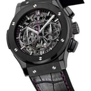 Hublot - Classic Fusion 45mm Chronograph - Womanity