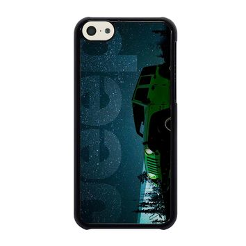 JEEP I LOVE STARRY NIGHTS iPhone 5C Case