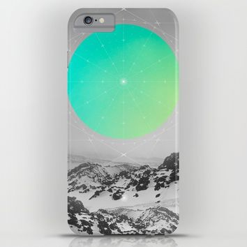 Middle Of Nowhere II iPhone & iPod Case by Soaring Anchor Designs