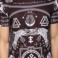 Stars & Symbols Tee - Urban Outfitters