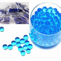 Water bullet soft crystal water paintball bullet gun toys nerf bibulous water Guns accessories soft bullet 2000PCS = 1946035140