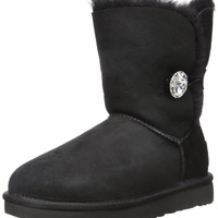 UGG Women's Bailey Button Bling Winter Boot