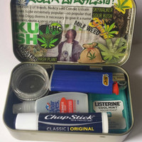 MILF WEED Stash Box or Marijuana Recovery Kit
