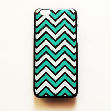 iPhone 6 Case Cover Chevron Pattern iPhone 6 Hard Case Geometric Stripes Back Cover For iPhone 6 Slim Design Case